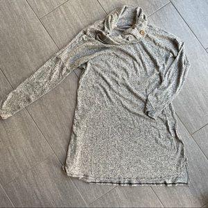 Cute fall sweater dress!